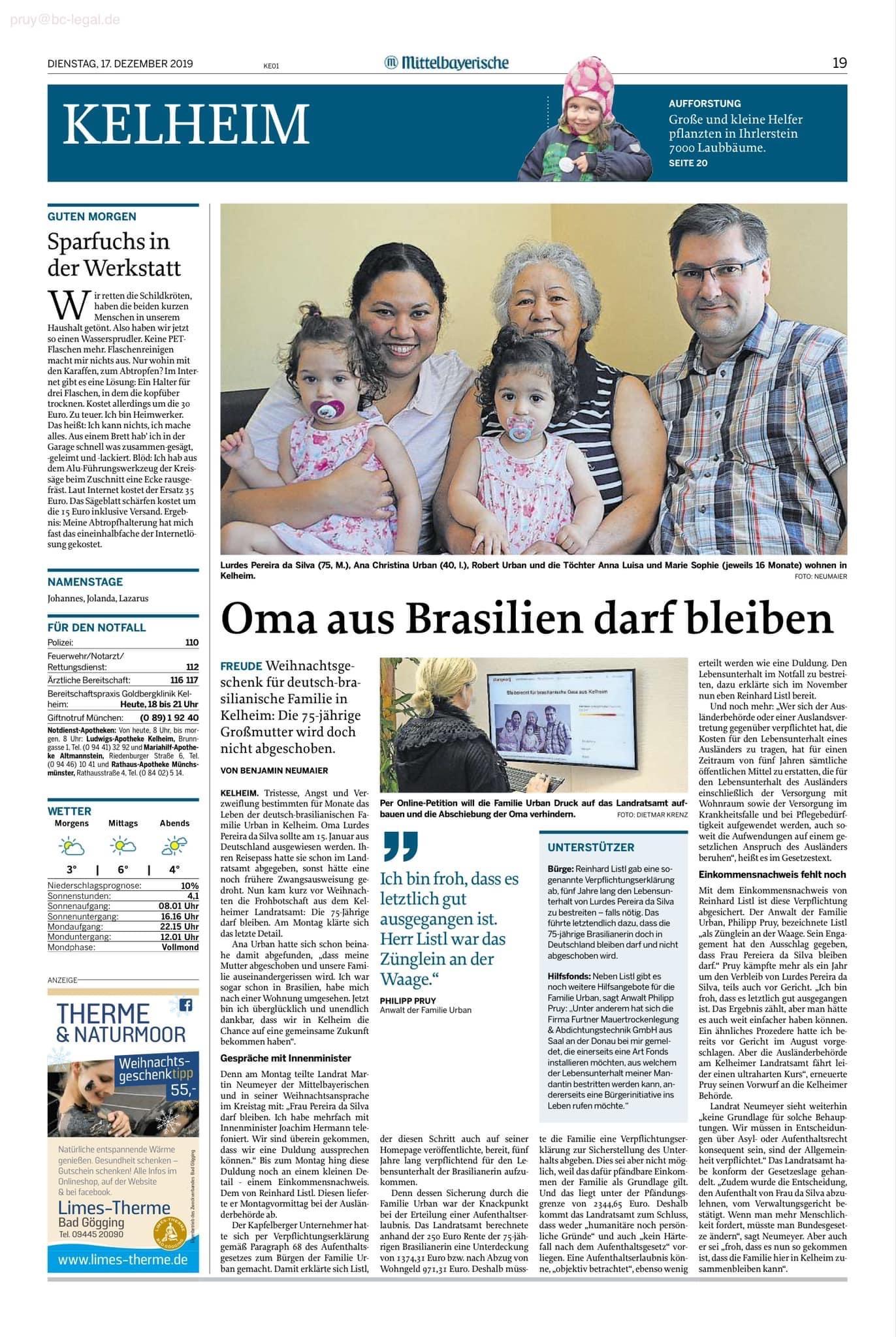 Www Mittelbayerische Zeitung